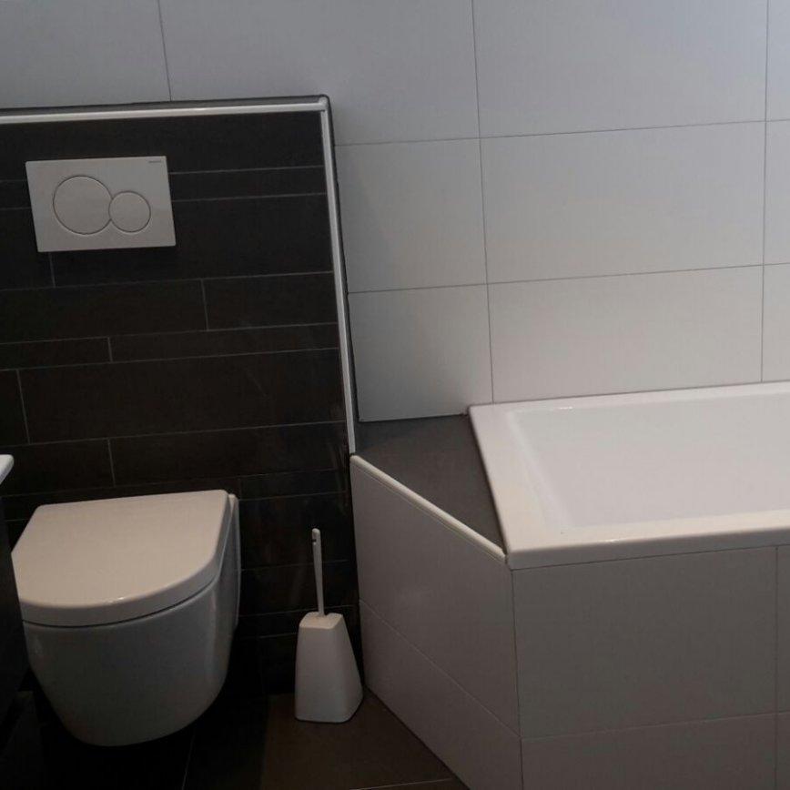Badkamer- en toiletrenovatie Zevenaar, Projecten - Bouwbedrijf Ubbink